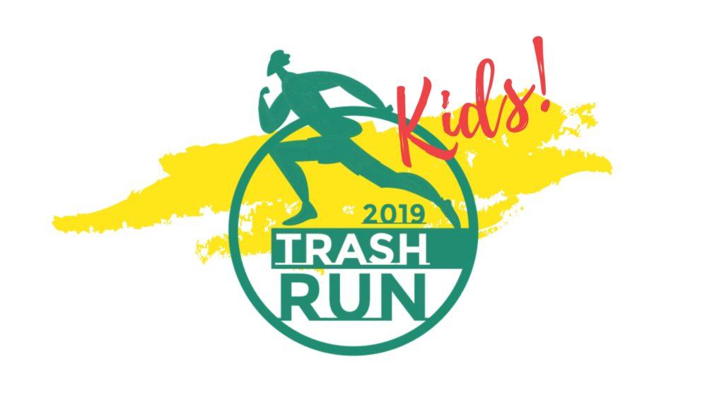 Starbucks Trash Run Kids 2019