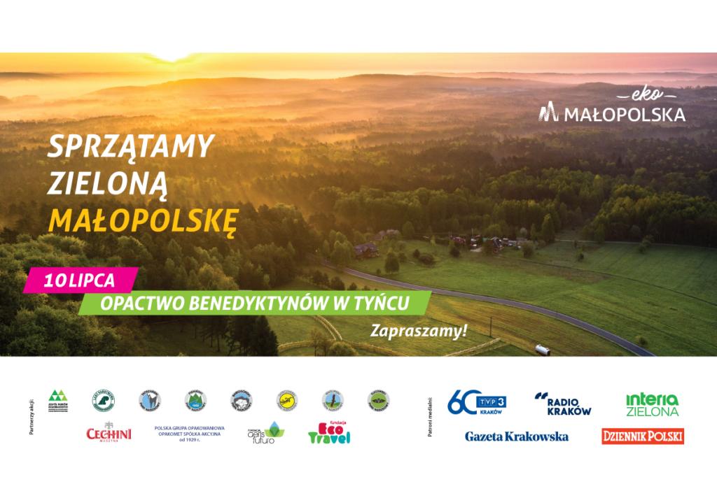 Sprzątamy Zieloną Małopolskę